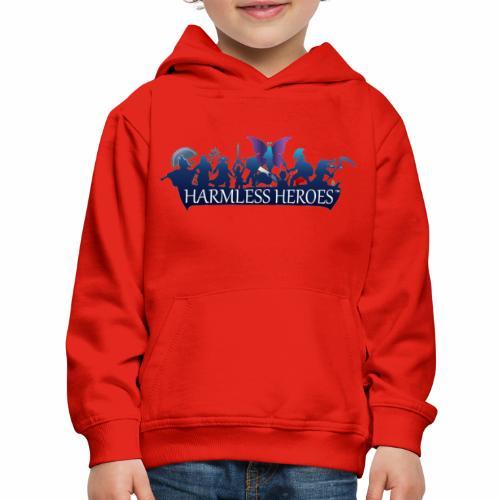 Just the logo - Kids' Premium Hoodie