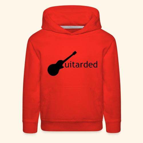Guitarded - Kids' Premium Hoodie