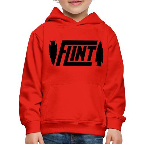 Flint Arrowhead - Kids' Premium Hoodie