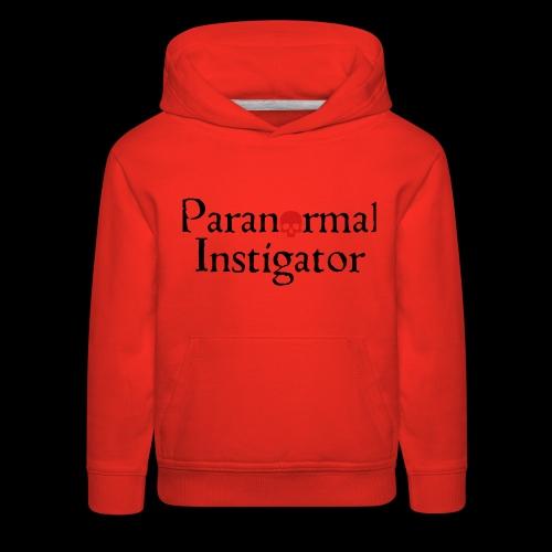 Paranormal Instigator - Kids' Premium Hoodie