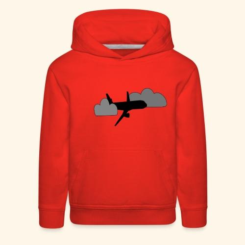 plane - Kids' Premium Hoodie