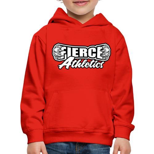 Fierce logo - Kids' Premium Hoodie