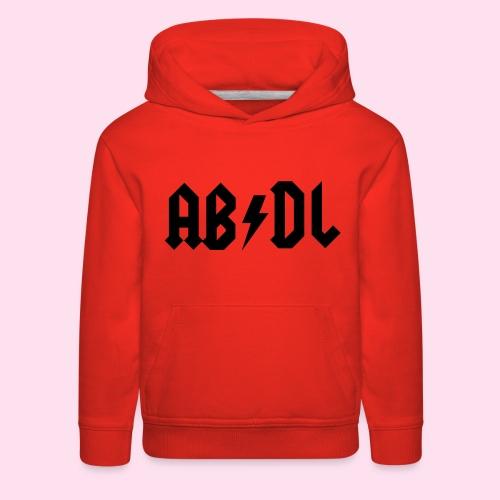 ABDL Rock - Kids' Premium Hoodie