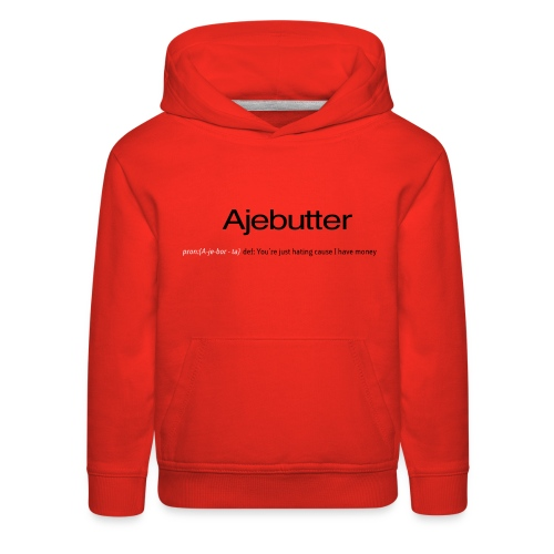 ajebutter - Kids' Premium Hoodie