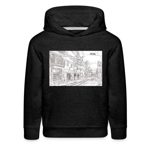 StreetLines - Kids' Premium Hoodie