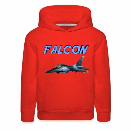 F-16 Fighting Falcon - Kids' Premium Hoodie