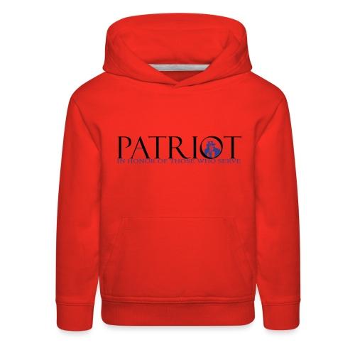 PATRIOT_SAM_USA_LOGO - Kids' Premium Hoodie