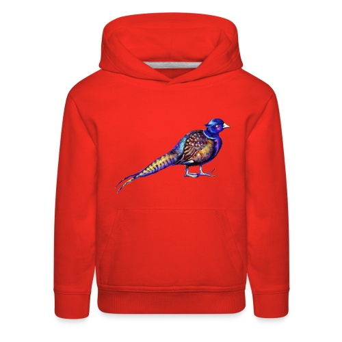 Pheasant - Kids' Premium Hoodie