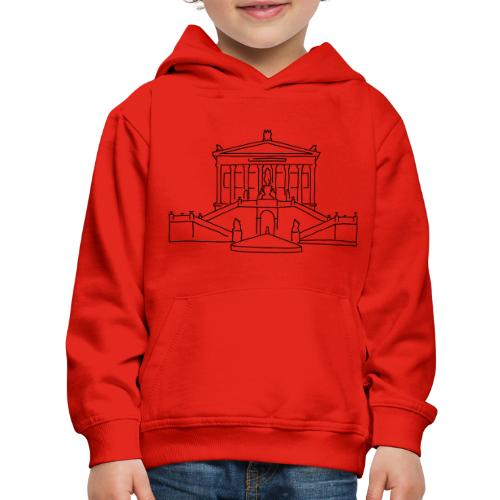 Nationalgalerie Berlin - Kids' Premium Hoodie
