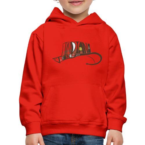 Wear The Hat - Kids' Premium Hoodie