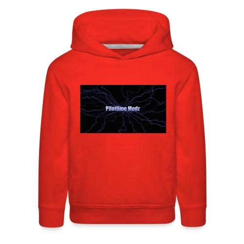 backgrounder - Kids' Premium Hoodie
