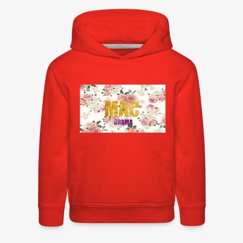 drama - Kids' Premium Hoodie