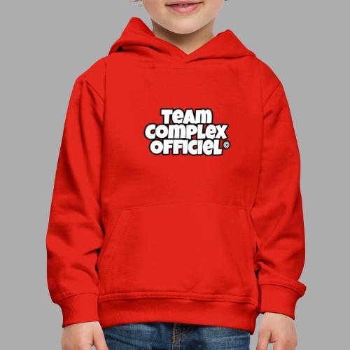 Team Complex Officiel - Kids' Premium Hoodie