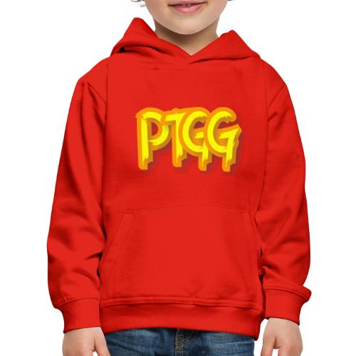 Ptolome The Greek God Logo - Kids' Premium Hoodie