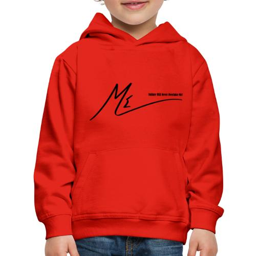 Failure Will Never Overtake Me! - Kids' Premium Hoodie