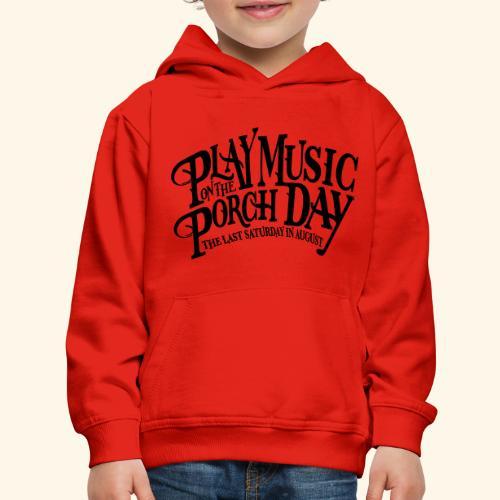 shirt4 FINAL - Kids' Premium Hoodie