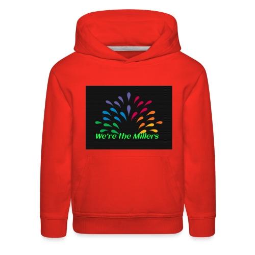 We're the Millers logo 1 - Kids' Premium Hoodie