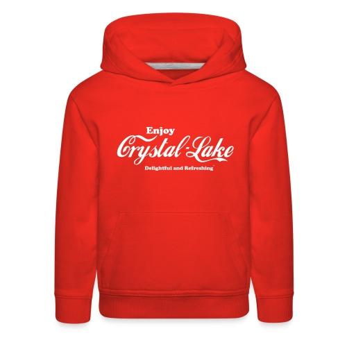 Crystal Lake - Kids' Premium Hoodie