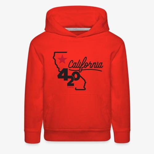California 420 - Kids' Premium Hoodie