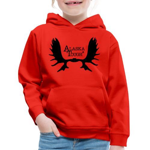 Alaska Tough Logo SC - Kids' Premium Hoodie