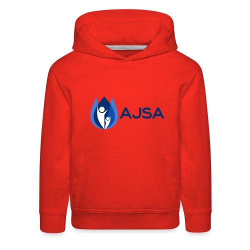 AJSA Bleu - Kids' Premium Hoodie