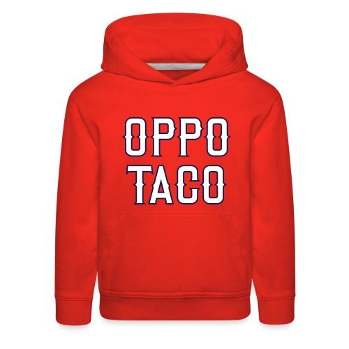 Oppo Taco (Los Angeles) - Kids' Premium Hoodie