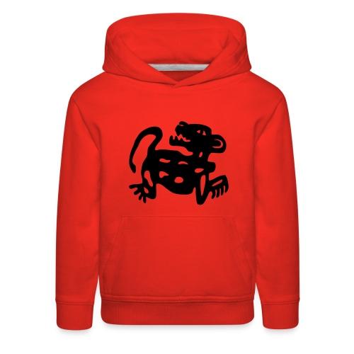 Red Jaguars - Kids' Premium Hoodie