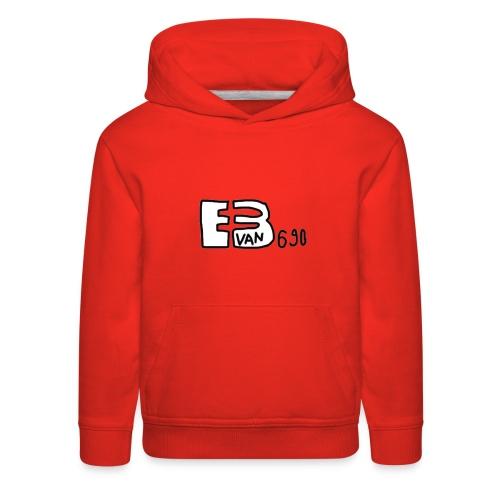 Evan3690 Logo - Kids' Premium Hoodie