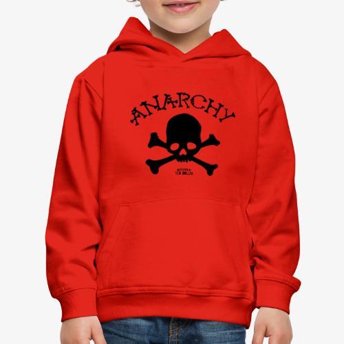 Anar Skull black - Kids' Premium Hoodie