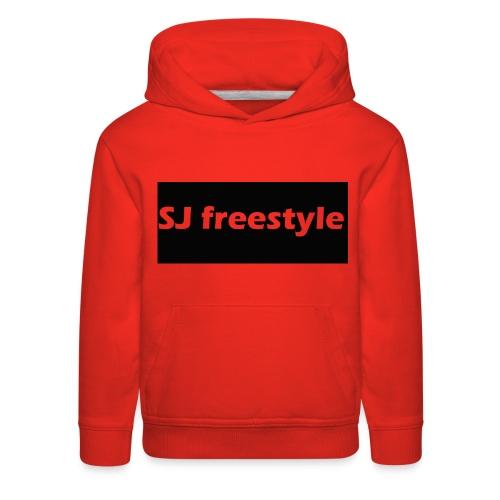 SJ freestyle cup/mug - Kids' Premium Hoodie