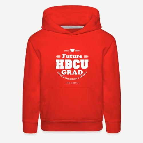 Future HBCU Grad Youth - Kids' Premium Hoodie