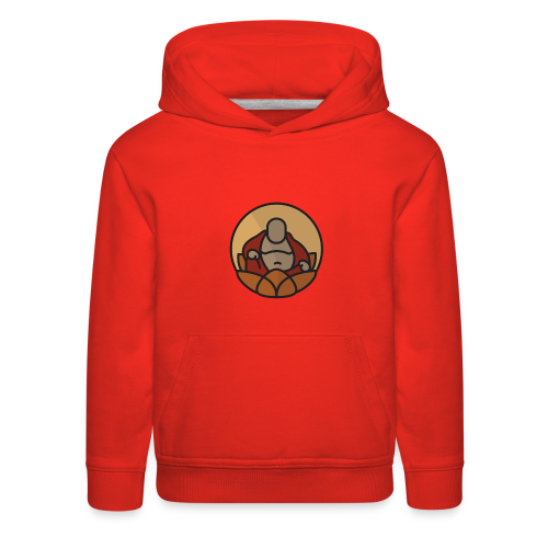 AMERICAN BUDDHA CO. COLOR - Kids' Premium Hoodie