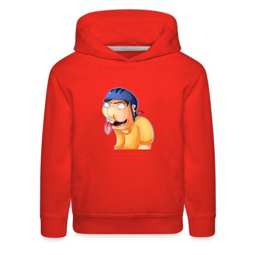 jeffy clipart - Kids' Premium Hoodie