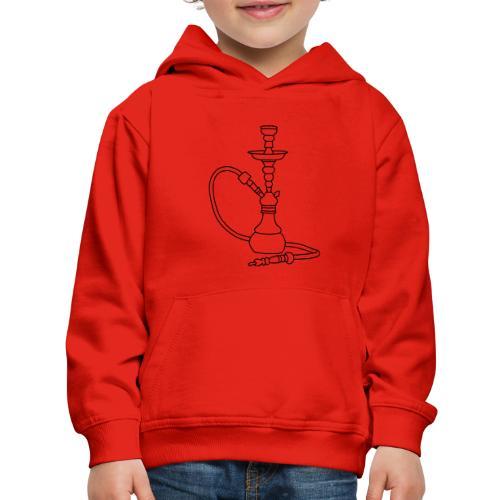 Shisha water pipe - Kids' Premium Hoodie