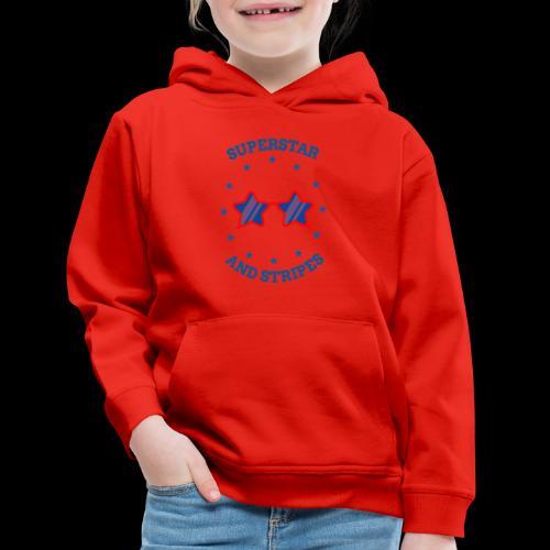 Superstar and Stripes | USA Sunglass - Kids' Premium Hoodie