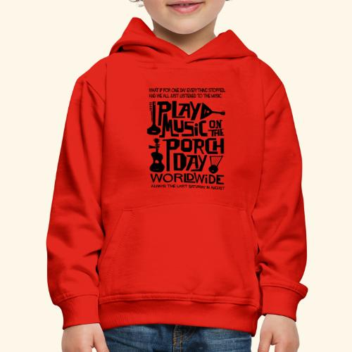 PMOTPD2021 SHIRT - Kids' Premium Hoodie