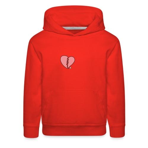 Heartbreak - Kids' Premium Hoodie