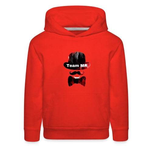 TEAM MR MERCH - Kids' Premium Hoodie
