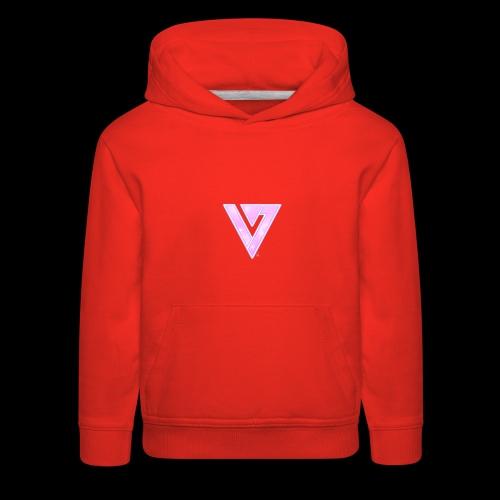 Seventeen Black T-Shirt - Kids' Premium Hoodie