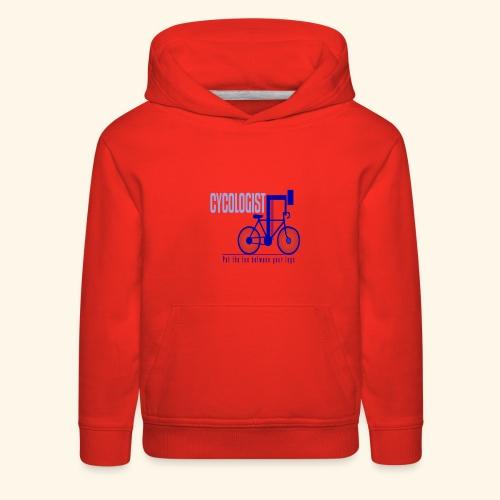 Cycologist T Shirt for Men, Women, Kids, Babies - Kids' Premium Hoodie