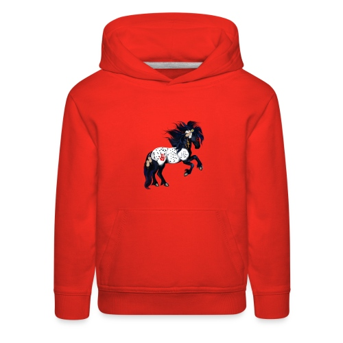 Appaloosa War Pony - Kids' Premium Hoodie