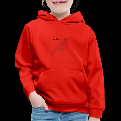 Quoth the Raven - Kids' Premium Hoodie
