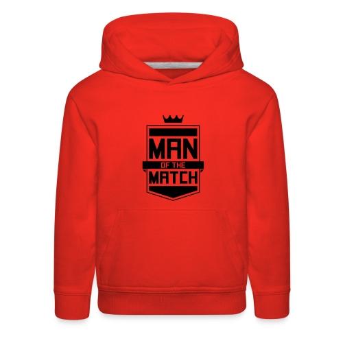 Man of the Match - Kids' Premium Hoodie