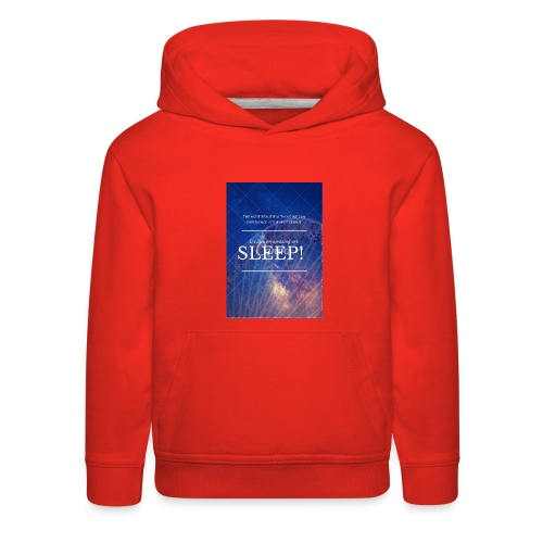 Sleep Galaxy by @lovesaccessories - Kids' Premium Hoodie