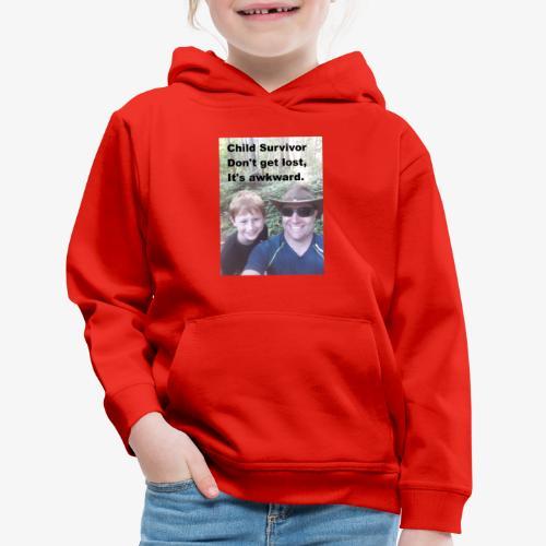 Awkward Shirt - Kids' Premium Hoodie