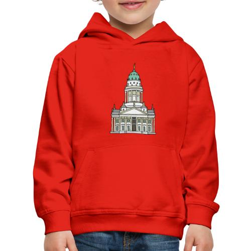 French Cathedral Berlin - Kids' Premium Hoodie