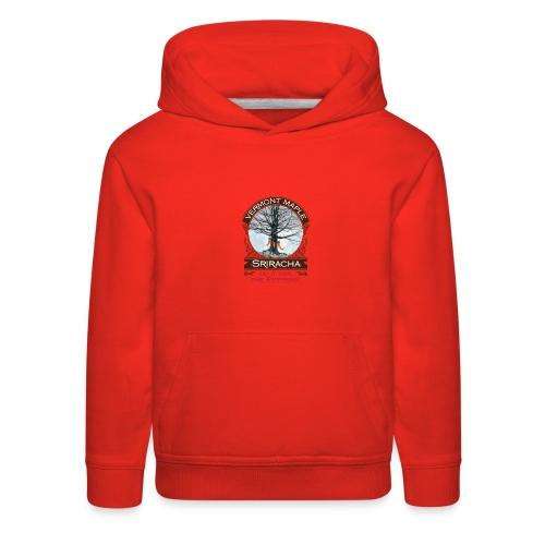 Vermont Maple Sriracha - Kids' Premium Hoodie