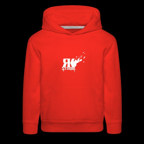 RKStudio White Logo Version - Kids' Premium Hoodie