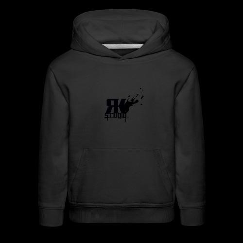 RKStudio Black Version - Kids' Premium Hoodie