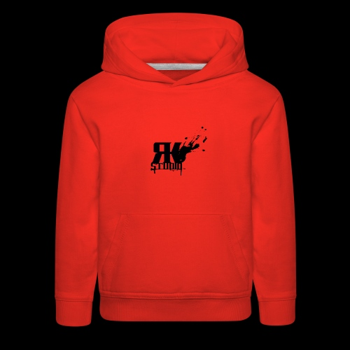 RKStudio Black Version - Kids' Premium Hoodie